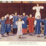 l'une des missions protestantes actives en Chine au 19e siècle
