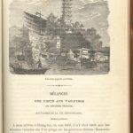 Une visite au T'aé-pings ou révoltés chinois : souvenirs de la vie missionnaire. Première page du premier épisode