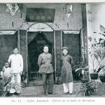 Eglise protestante annamite à Hanoï