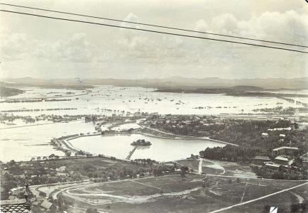 Inondations en janvier 1914 Photo par Andrianarijaona