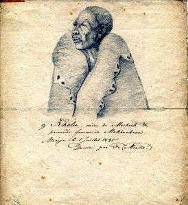 Mkholu, mère de Moshesh par F. Maeder