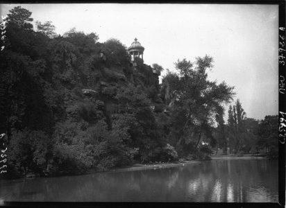 Lac des Buttes Chaumont