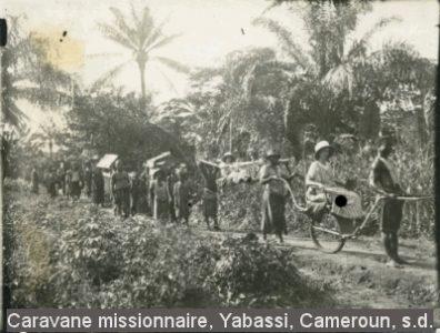 Caravane missionnaire, Yabassi Camerou, s.d.