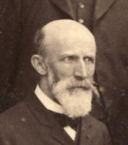 Edouard Gruner, membre du Comité directeur de la Société des missions