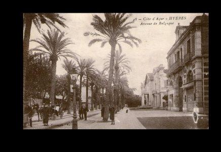 Avenue de Hyères
