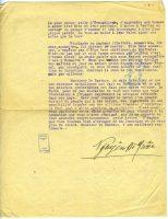 Lettre de Nguyen Ai Guoc à Ulysse Soulier page 3