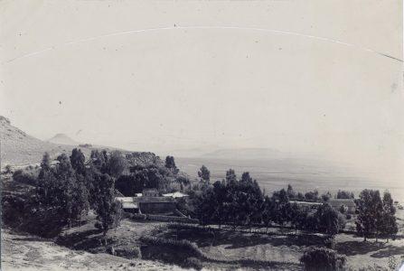 Vue sur Thaba Morena
