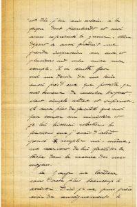 Courrier Laffay - Valbonne, 7 mai 1915
