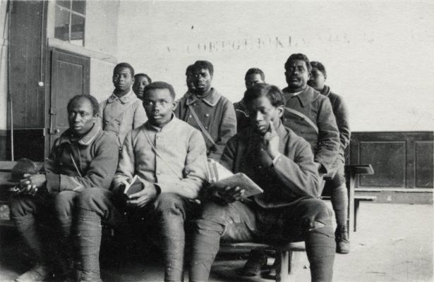 Soldats malgaches