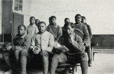 Tirailleurs malgaches protestants