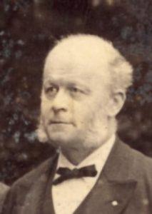 Le pasteur Jean Meyer, membre du Comité directeur de la Société des missions