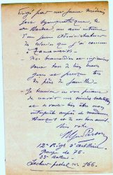 Guy Parson à Jean Bianquis - lettre de mars 1916 - page 3