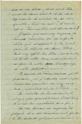 Aimée Ranaivo à Jean Bianquis - avril 1915 - page 3