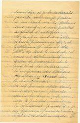 Aimée Ranaivo à Jean Bianquis - décembre 1915 - page 4