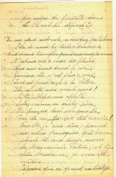 Aimée Ranaivo à Jean Bianquis - décembre 1915 - page 6