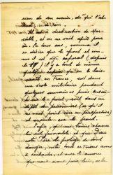 Aimée Ranaivo à Jean Bianquis - mai 1915 - page 2