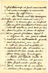 Aimée Ranaivo à Jean Bianquis - mai 1915 - page 3