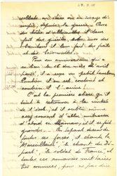 Aimée Ranaivo à Jean Bianquis - mai 1915 - page 5