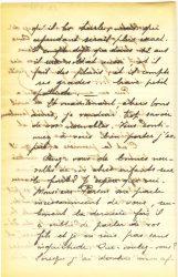 Aimée Ranaivo à Jean Bianquis - mai 1915 - page 6