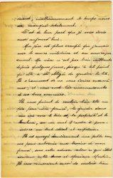 Aimée Ranaivo à Jean Bianquis - mars 1915 - page 2