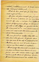 Aimée Ranaivo à Jean Bianquis - mars 1915 - page 4