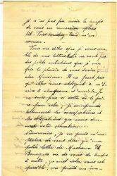 Aimée Ranaivo à Jean Bianquis - octobre 1915 - page 2