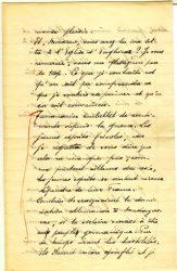 Aimée Ranaivo à Jean Bianquis - octobre 1915 - page 3