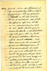 Aimée Ranaivo à Jean Bianquis - octobre 1915 - page 4