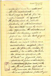 Aimée Ranaivo à Jean Bianquis - octobre 1915 - page 5
