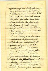 Aimée Ranaivo à Jean Bianquis - octobre 1915 - page 6