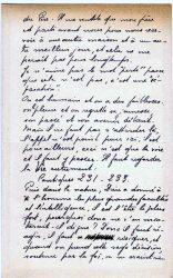 Aimée Ranaivo à Jean Bianquis - octobre 1916 - page 3