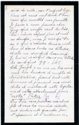 Aimée Ranaivo à Jean Bianquis - octobre 1916 - page 5