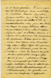 Charles Ranaivo à Jean Bianquis - octobre 1915 - page 2
