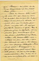 Charles Ranaivo à Jean Bianquis - octobre 1915 - page 3