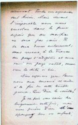Charles Ranaivo à Jean Bianquis - décembre 1916 - page 2