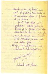 Courrier de Joseph Ranaivo, juillet 1915 - page 6 Hyères, Var