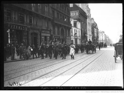 Rue Lafayette