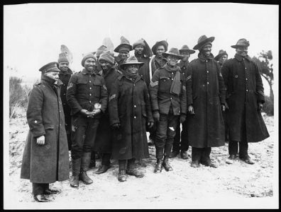 Soldats du SANLC