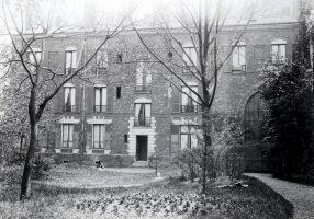 La Maison des missions désertée